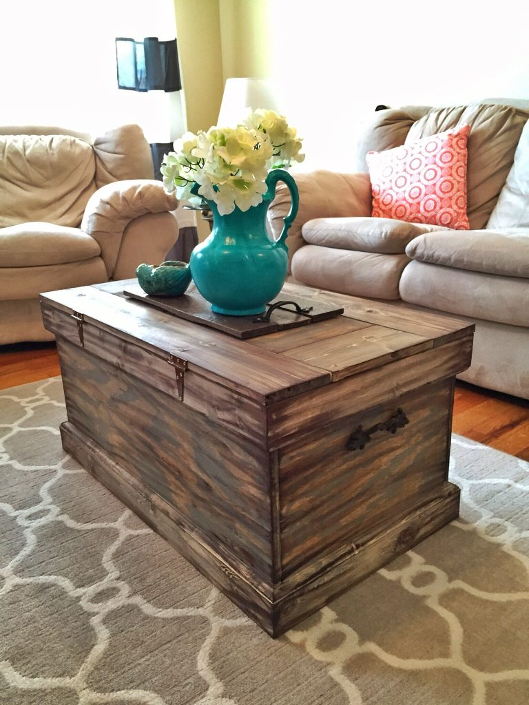 Shanty 2 Chic Coffee Table Becca Trunk Shanty 2 Chic