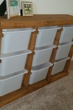 storage idea/ new guest room dresser