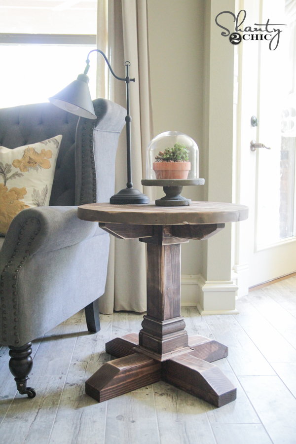 Small Console Table Diy
