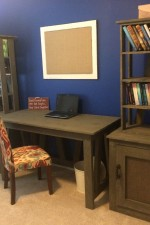 Shanty office