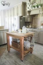 Shanty 2 Chic Kitchen Island
