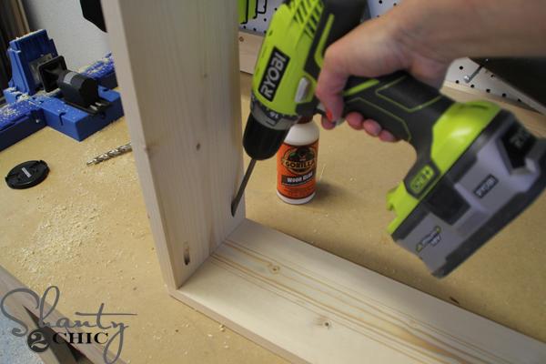 attach-shelves-with-pocket-hole-screws