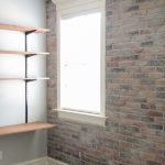 DIY Thin Brick Wall Tutorial by Shanty2Chic