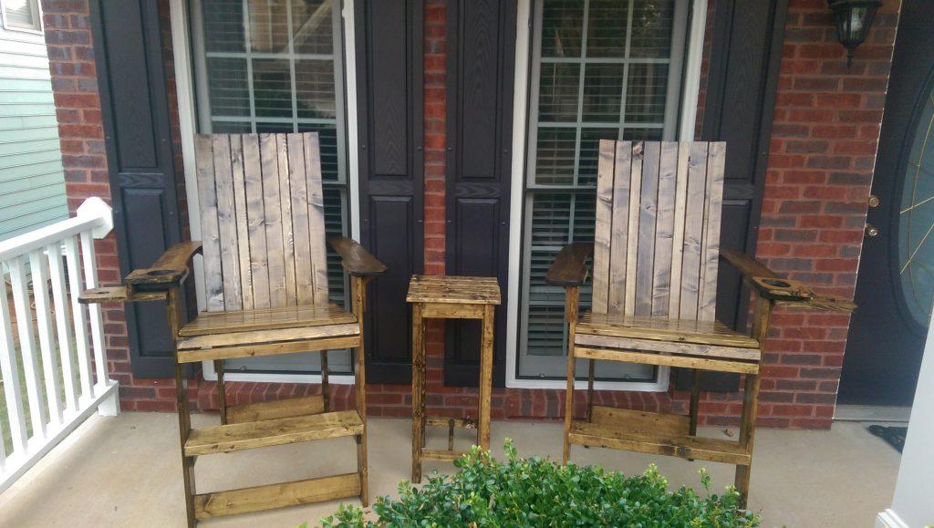 Adirondack Chairs Shanty 2 Chic
