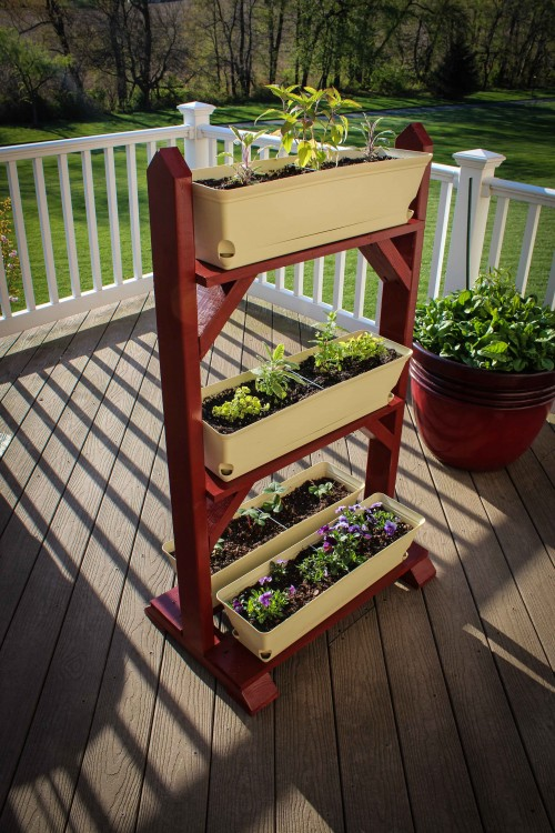 outdoor plant stands vertical plant stand shanty 2 chic 11136