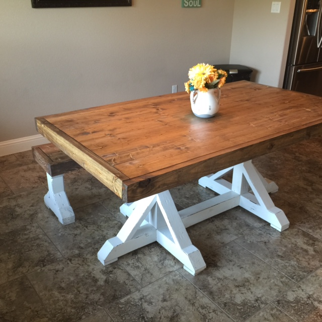 Farmhouse Table - Shanty 2 Chic