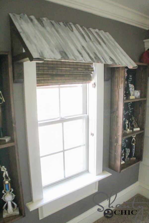 French Farmhouse Bedroom Window Treatments