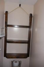 Hanging Bathroom Shelves