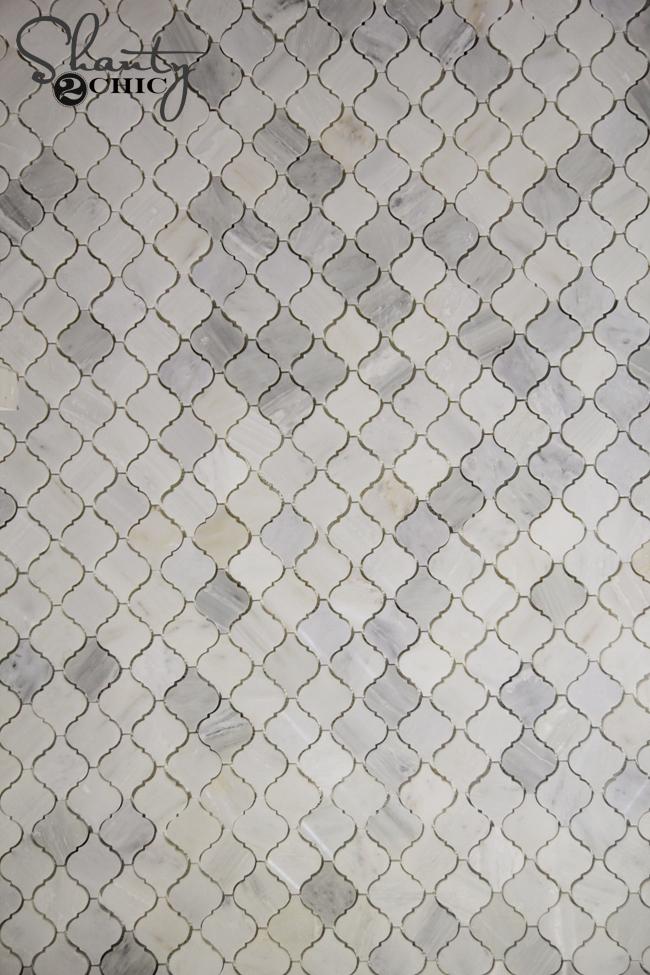 harlequin marble tile
