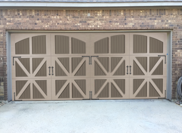 What Does Garage Mean: My New Garage Door For My Shop!