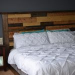 Master Suite Headboard and Bed Frame