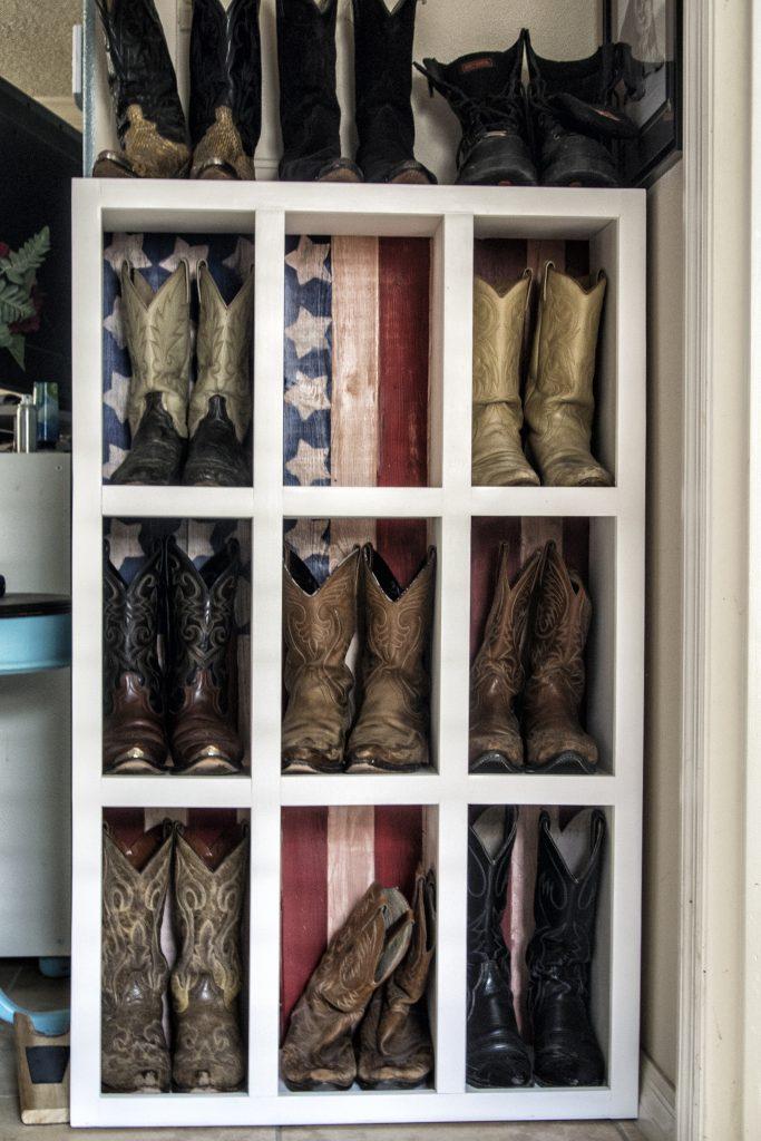 Boot Closet Shanty 2 Chic