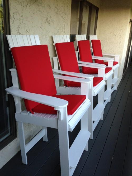 Adirondack Chairs For Balcony Shanty 2 Chic