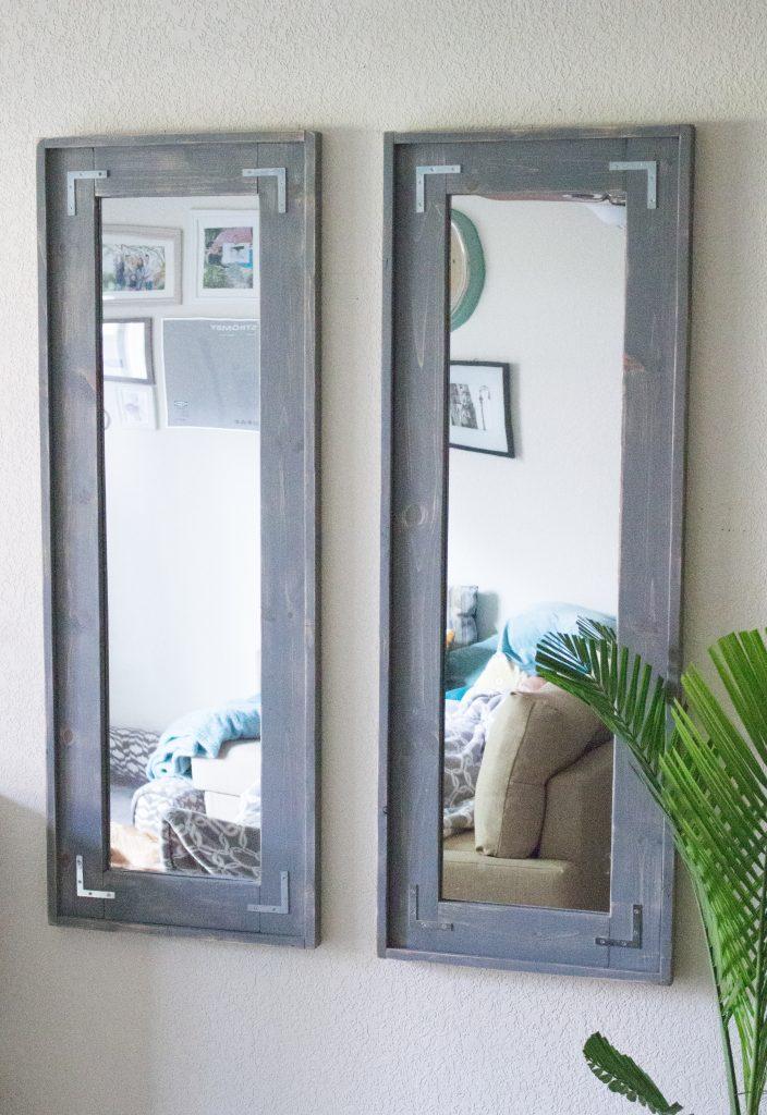 Full Length Wall Mirrors Shanty 2 Chic