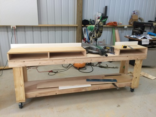 Miter-table