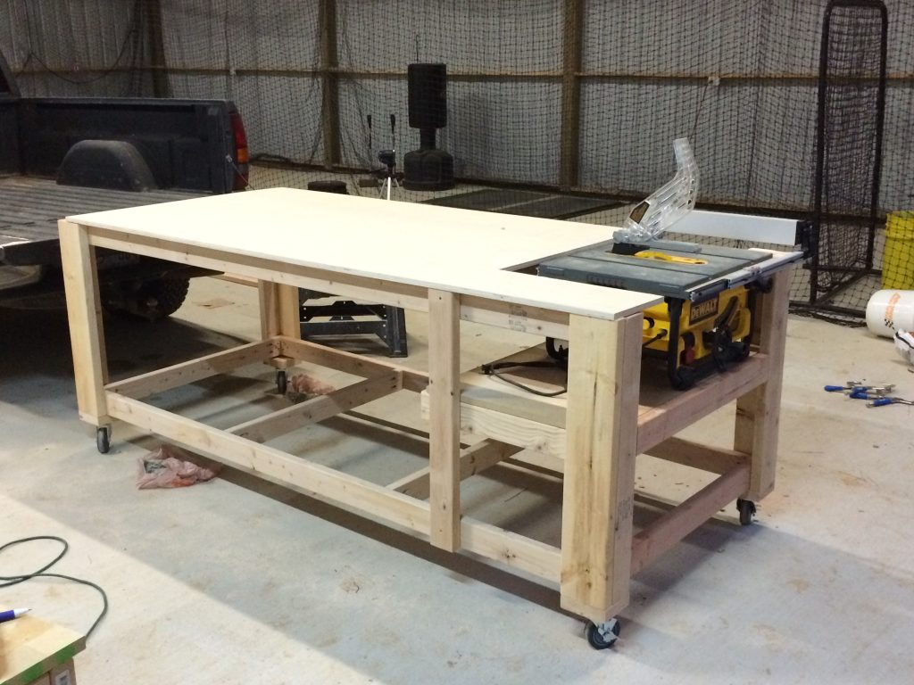 Crafts Table Saw