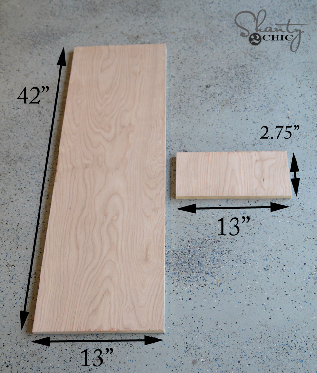 Wood for magnet supply holder