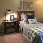 Bishop's new bed