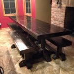 Large Family Farm Table