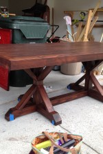 Video Of Table Construction