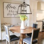 DIY Round Table – As Seen on HGTV Open Concept