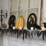 DIY Decorative Halloween Signs