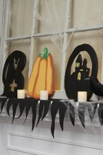 DIY Decorative Halloween Signs