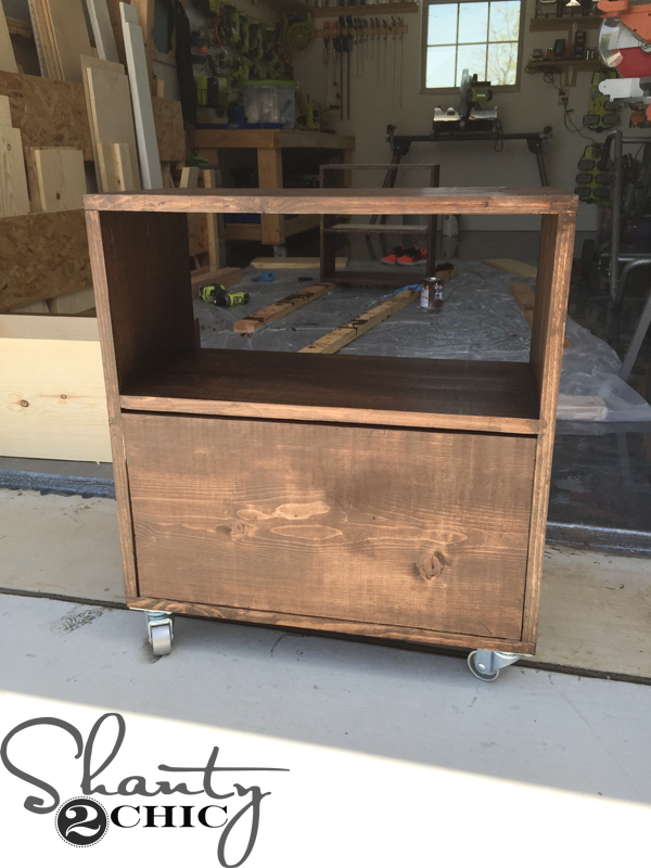 nightstand-stained-with-casters