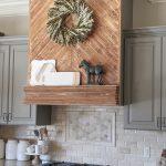 DIY Wooden Vent Hood
