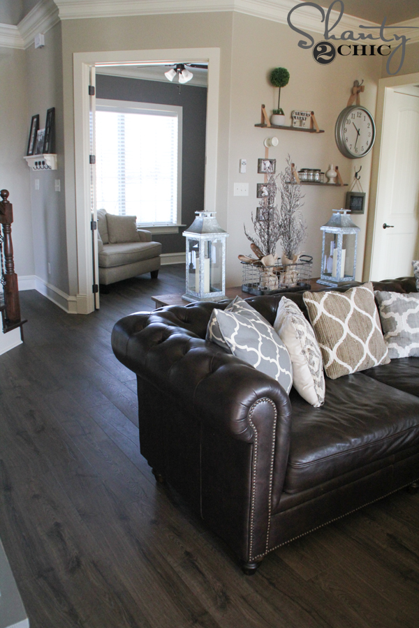 New Flooring Reveal And A Giveaway Shanty 2 Chic