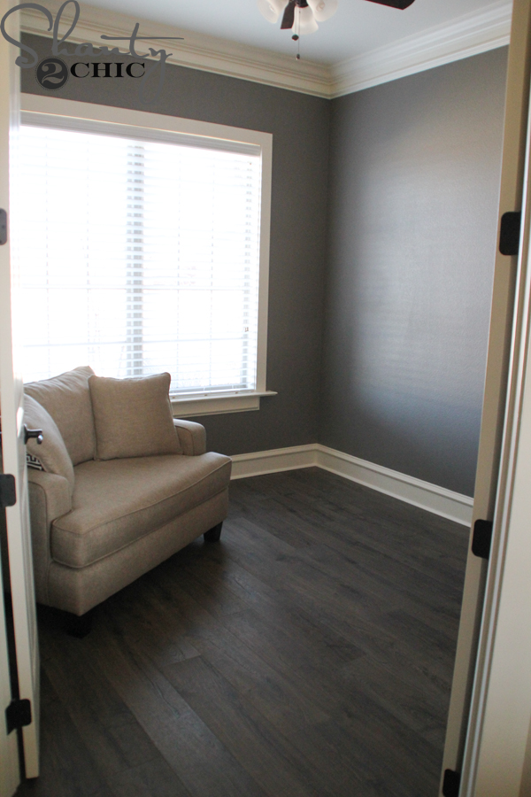 maison oak planks. New Flooring Reveal and a Giveaway    Shanty 2 Chic
