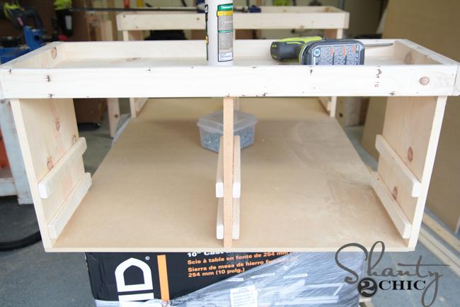 train table progress