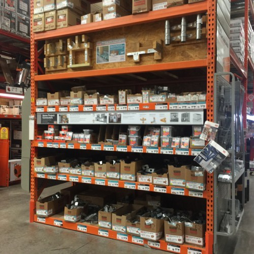 Simpson Strong Ties at Home Depot