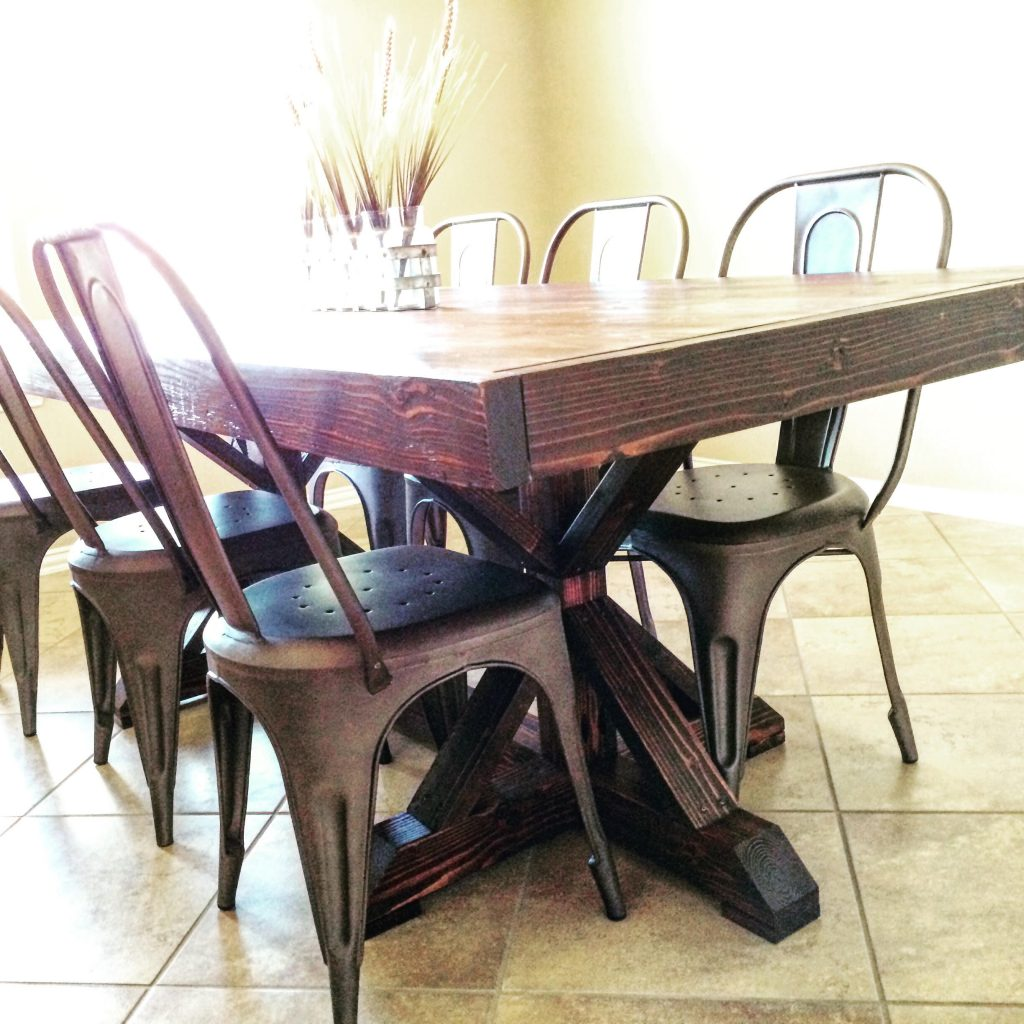 Dining Table Shanty 2 Chic
