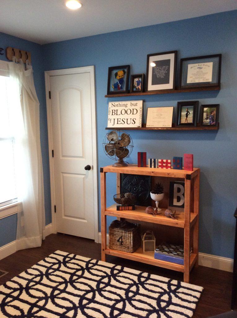 Diy Pottery Barn Inspired Bookcase Shanty 2 Chic