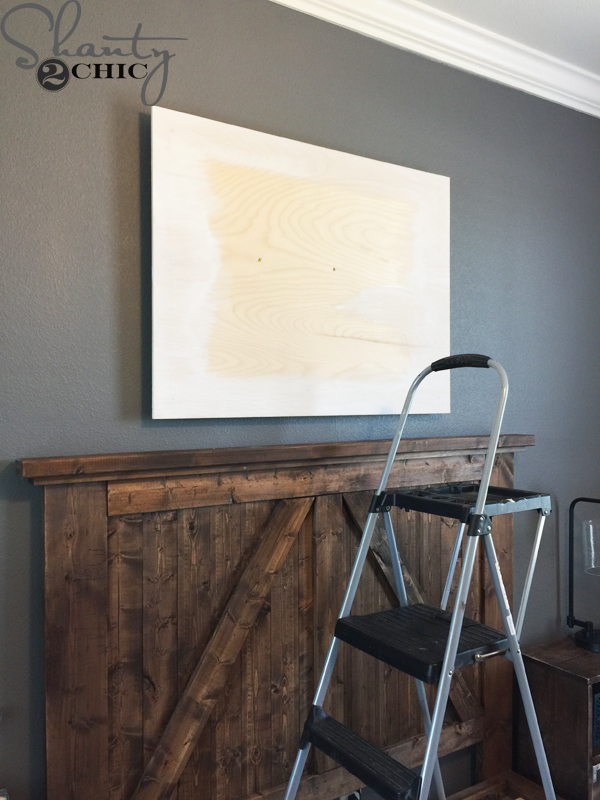 plywood-attached-to-wall