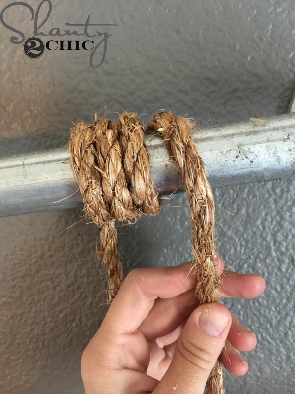 wrap-rope-around-pipe
