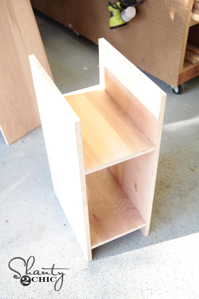 Building Corner Desk