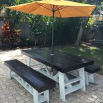South Florida DIY Outdoor Table