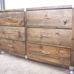 Wood Dresser With Wheels
