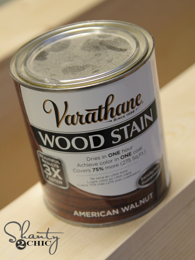 Rust-oleum American Walnut