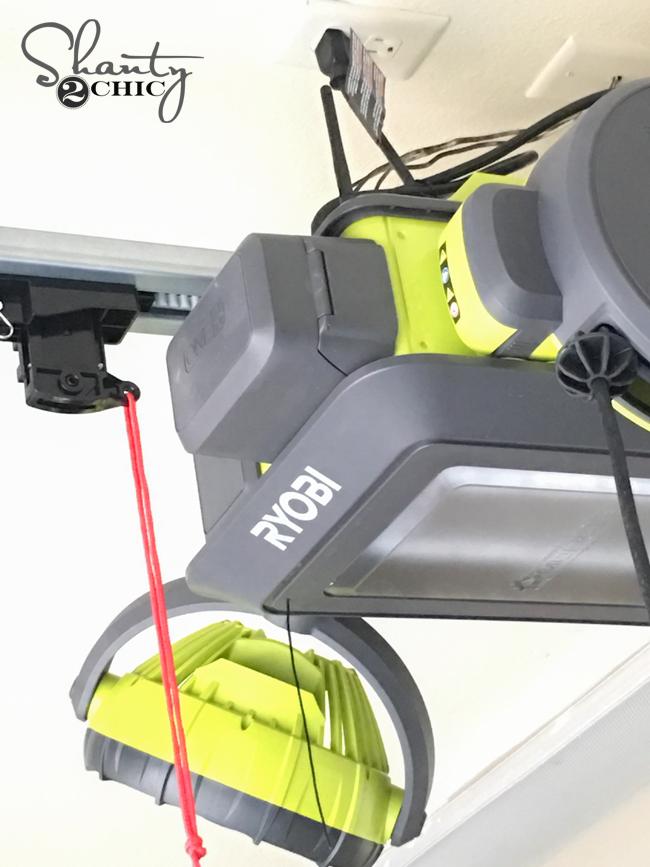 Backup Battery Ryobi Garage Door Opener