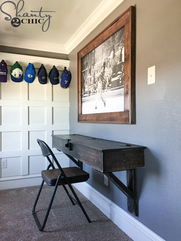 DIY-Large-Picture-Frame