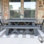 Outdoor Patio Revamp