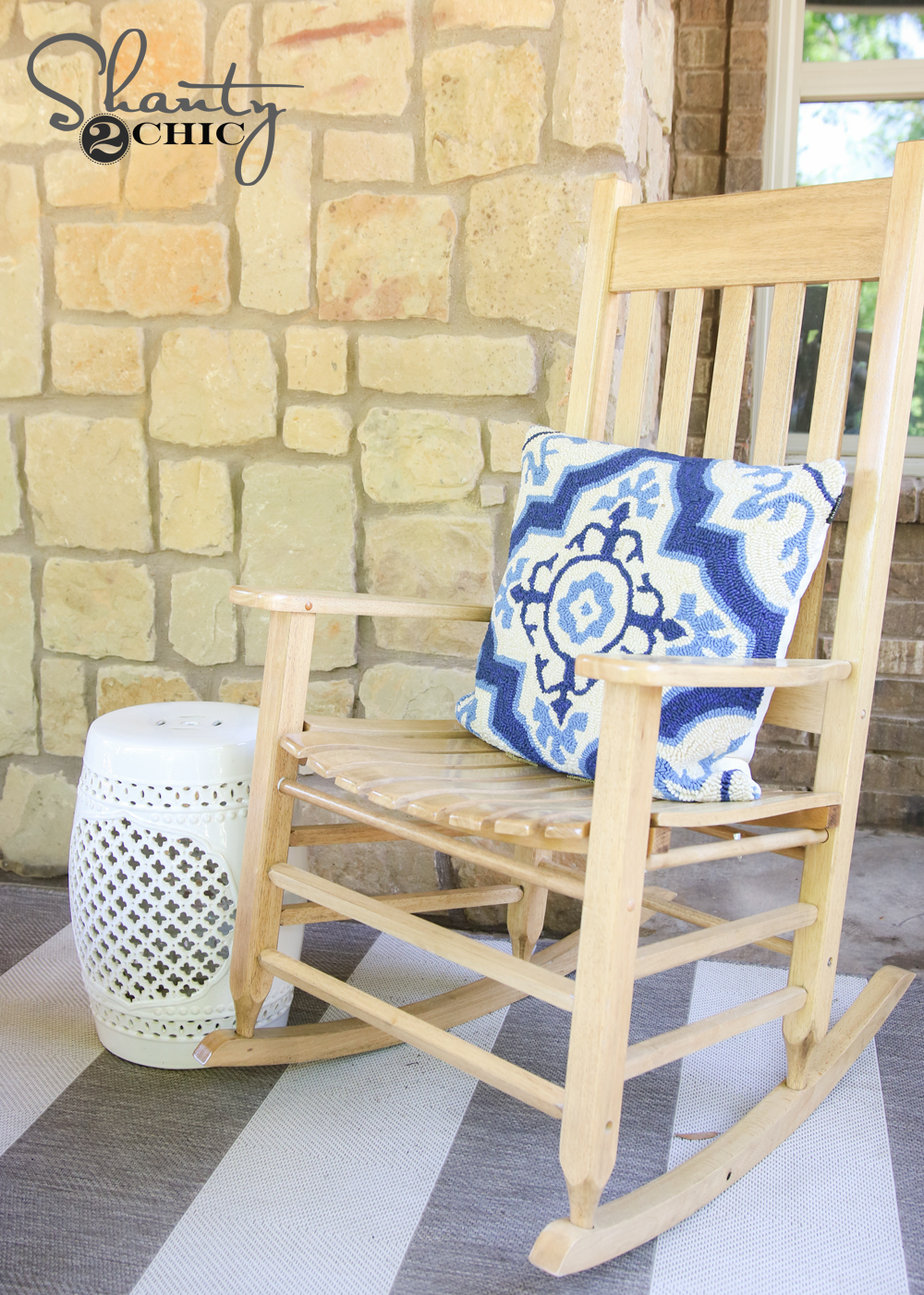 Wayfair Garden Stool