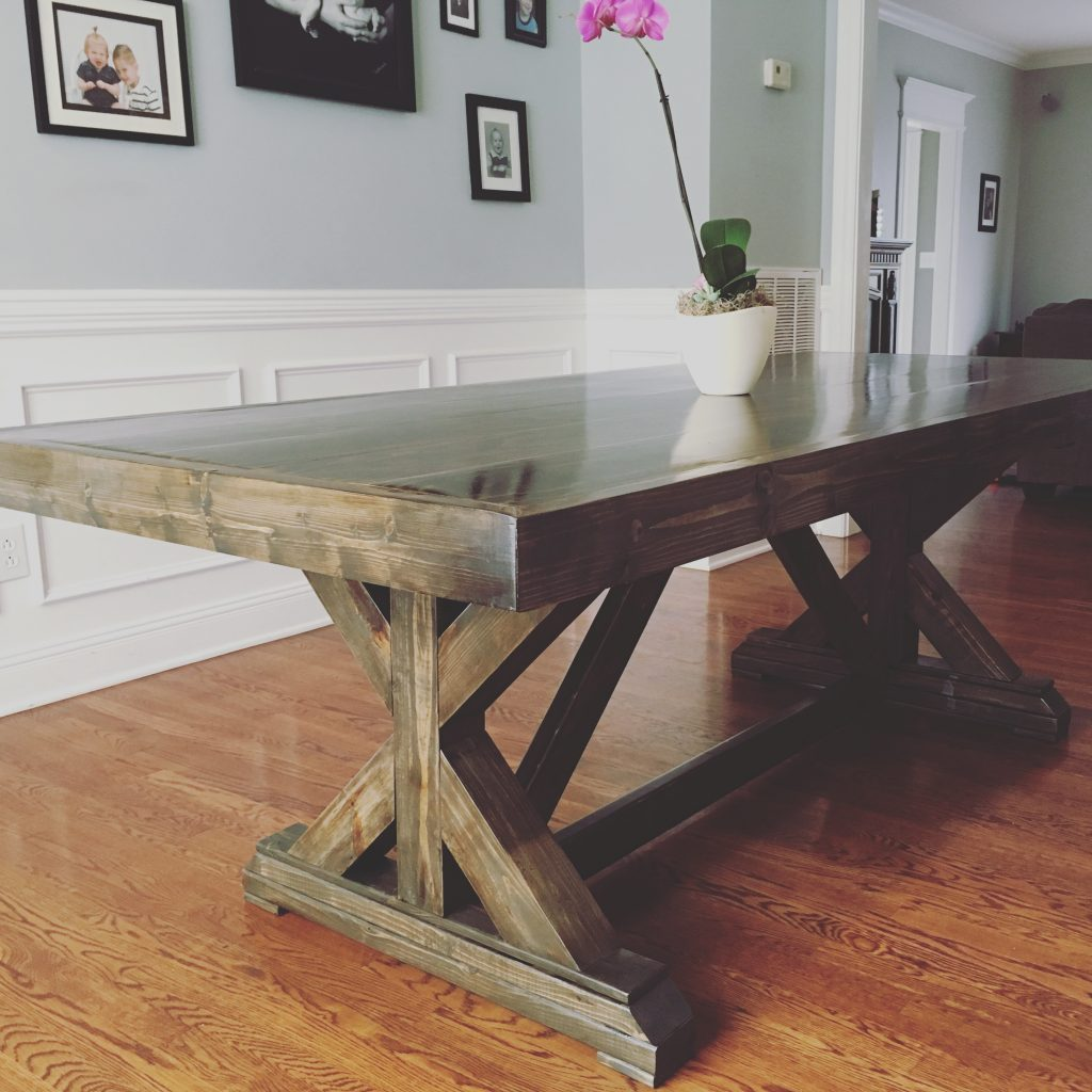 Fancy X Farm Table Shanty 2 Chic
