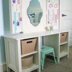DIY Kids Vanity
