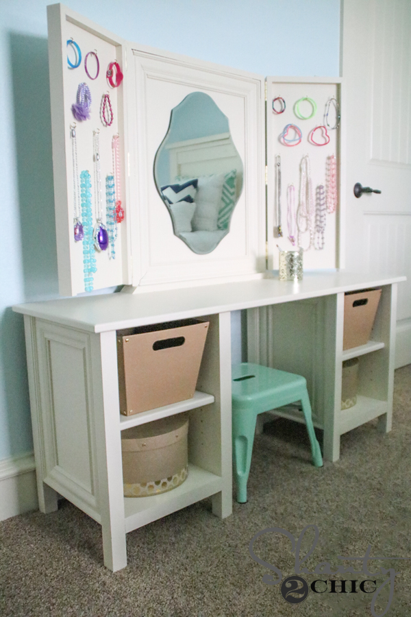 Diy Childs Vanity