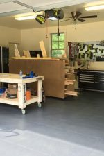 My New Garage Flooring & Giveaway!