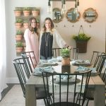 DIY Modern Farmhouse Table as seen on HGTV Open Concept